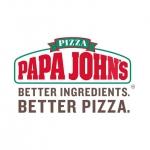 لوجو بابا جونز بيتزا